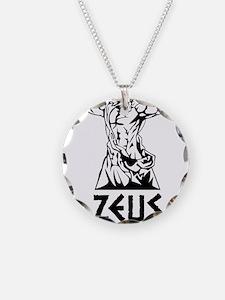 Zeus is my homeboy Necklace