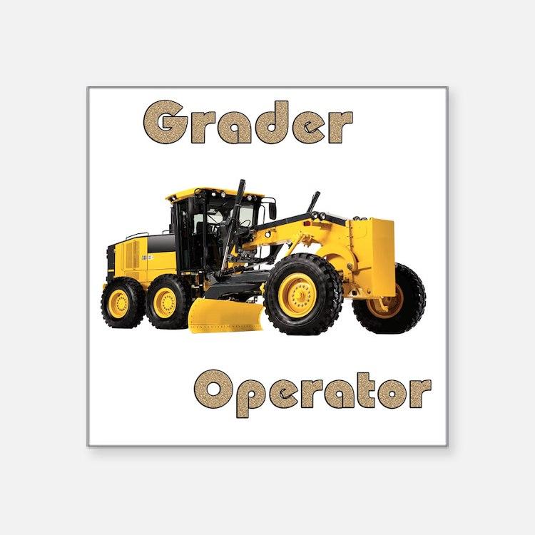 Heavy Equipment Decals : Heavy equipment operators bumper stickers car