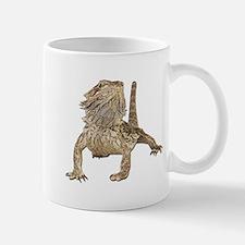 Bearded Dragon Photo Mug