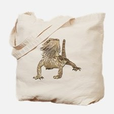 Bearded Dragon Photo Tote Bag