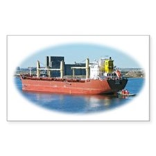 Salt water ship Emile gets a t Decal