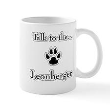Leonberger Talk Mug