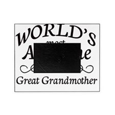 Most Awesome family great grandmothe Picture Frame