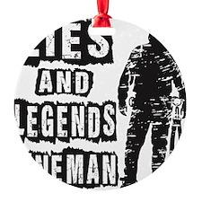 Lies and Legends Lineman Ornament