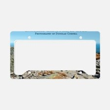 Extreme Landscapes 2013 License Plate Holder