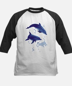 Blue dolphins Tee