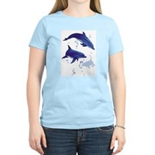 Blue dolphins T-Shirt