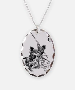 Samurai Necklace