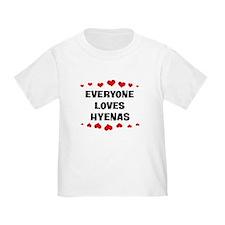 Loves: Hyenas T