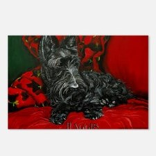 Haggis Scottish Terrier Postcards (Package of 8)