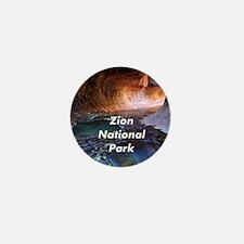 Zion National Park Mini Button