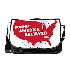 victory_romney Messenger Bag