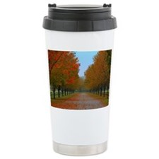 Dreamy Fall New England Travel Mug