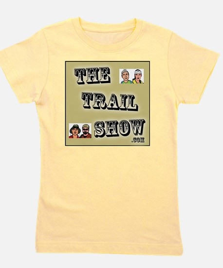 The Trail Show Girl's Tee