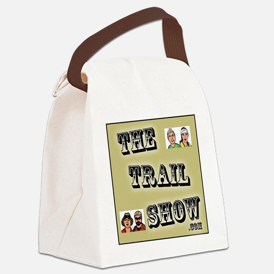 The Trail Show Canvas Lunch Bag
