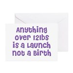 The 'Stretch' Greeting Cards (Pk of 10)