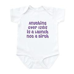 The 'Stretch' Infant Bodysuit