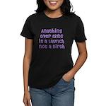 The 'Stretch' Women's Dark T-Shirt