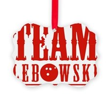 Team Lebowski Ornament