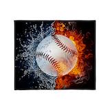 Baseball Living Room