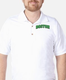 Boston Green T-Shirt