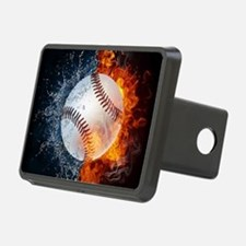 Baseball Hitch Cover