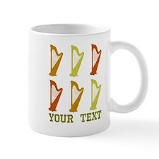 Personalized Harp Mugs