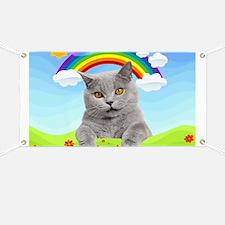 Rainbow Kitty Banner