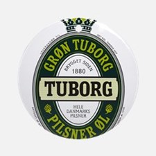 Tuborg Ornament (Round)