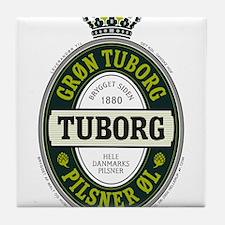 Tuborg Tile Coaster
