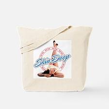 Skin Deep Pinup Tote Bag