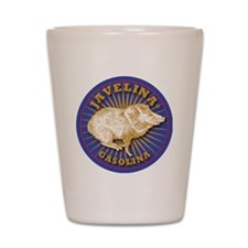 Javelina Gasolina Shot Glass