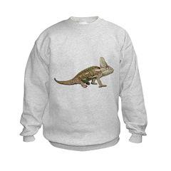 Chameleon Photo Sweatshirt