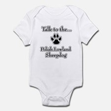 Lowland Talk Infant Bodysuit