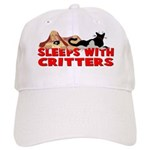 Sleeps With Critters Cap