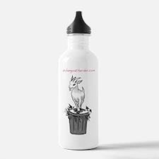 Trashy Pickle Water Bottle