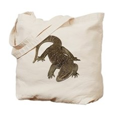 Komodo Dragon Photo Tote Bag