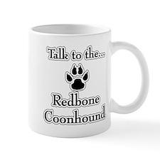 Coonhound Talk Mug