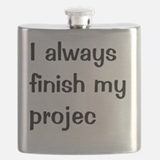 Very Funny Project Manager Quote Flask