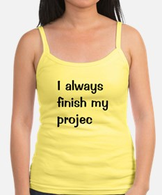 Very Funny Project Manager Quot Tank Top