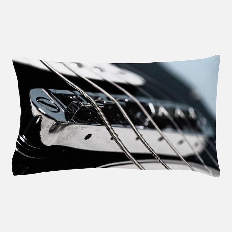 Rock Guitar Pillow Case