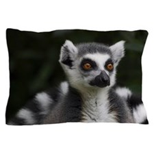 Ring tailed lemur Pillow Case