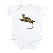 Iguana Photo Infant Bodysuit