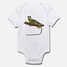 Iguana Photo Infant Bodysuit