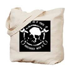 scalawag-wrench-11-12-BUT Tote Bag