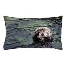 Sea Otter Pillow Case