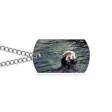 Sea Otter Dog Tags