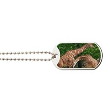 The giraffe Dog Tags