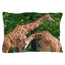 The giraffe Pillow Case