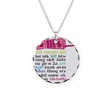 Princess Phone Necklace